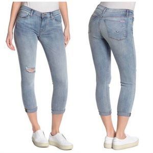 BNWT Crop Harkin Hudson Jeans